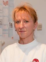 Nicole Regitz, Tierarzthelferin